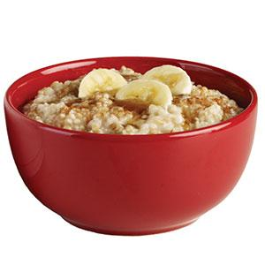 Crock Pot Oatmeal with Bananas