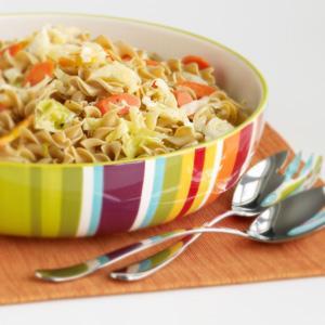Noodles & Cabbage