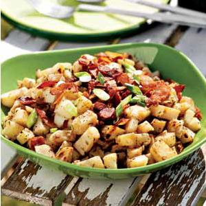 Potato and Bacon Hash