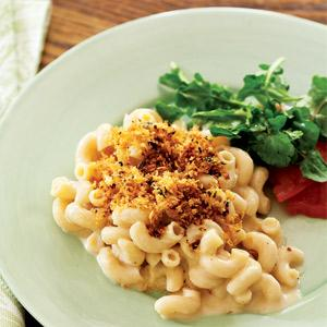 Better-for-You Mac 'n' Cheese