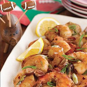 Baked Shrimp Teriyaki