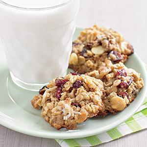 Gluten-Free Fruited Cookies
