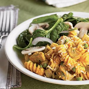 Butternut Squash Mac 'n' Cheese