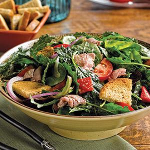 Roast Beef Sandwich Salad
