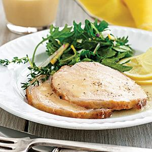 Milk-Braised Pork Loin