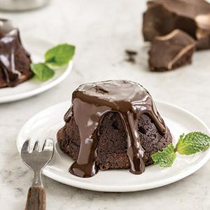 Spiced Taste of Inspirations Chocolate and Olive Oil Cakes