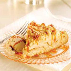 German Apple Crumb Cake (Krummeltorte)