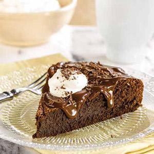 Laura's Brownie Tart