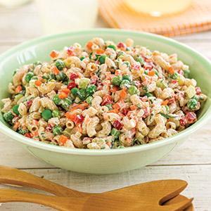 Enhanced Macaroni Salad