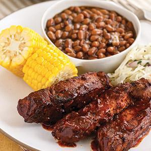 Country Style Honey BBQ Pork Ribs