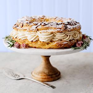 Paris-Brest Cake