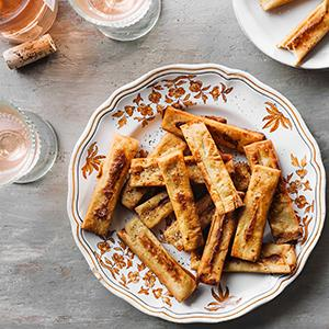 Panisses (Chickpea Fries)