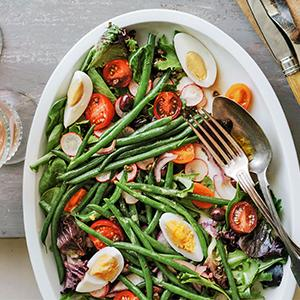 Nicoise-Style Salad