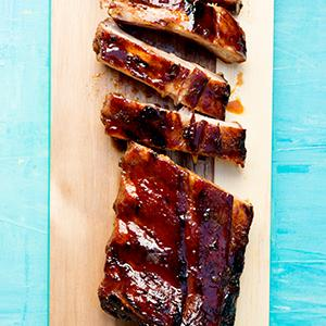 Smoky Baby Back Ribs