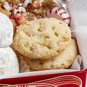 Crispy Rice Cookies