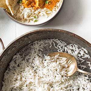 Easy Aromatic Rice