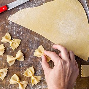 Fresh Pasta Dough