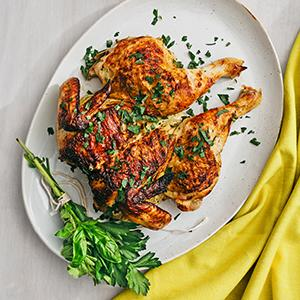 Grilled Herb-Marinated Chicken