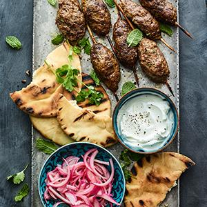 Beef and Lamb Kofta