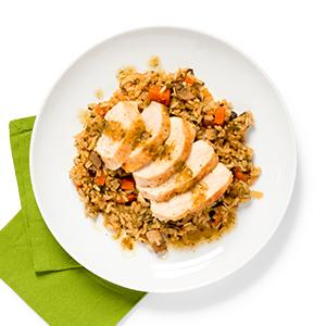 Smoky One-Pot Chicken and Rice