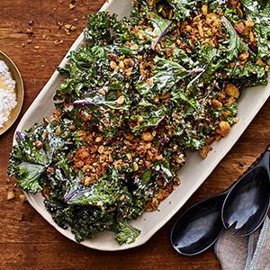 Kale Caesar with Pepitas