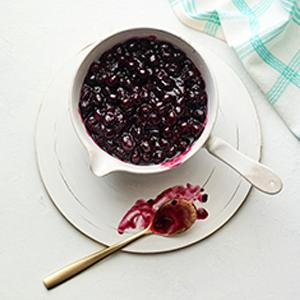 Blueberry-Maple Sauce