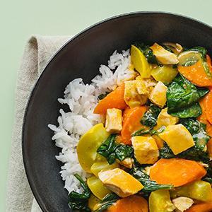 Kitchen-Sink Curry