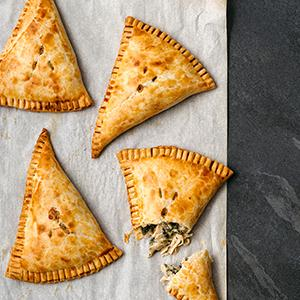 Turkey Hand Pies