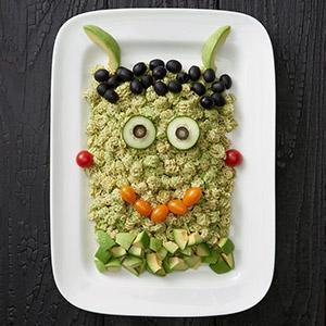 Monster Mash Pasta
