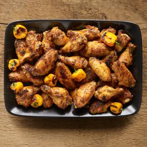 Ric Orlando's Best Homestyle Double Roasted Wings