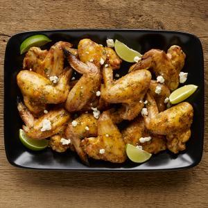 Kerry Altiero's Whole Roasted Wings w/Taste of Inspirations Mango Coconut Habanero Sauce