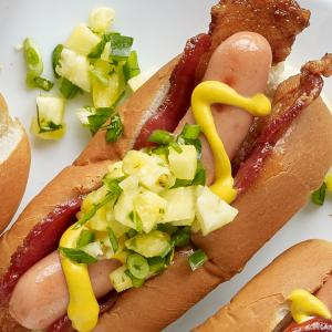 Kerry Altiero's Hula Hula Hawaiian Island Dogs