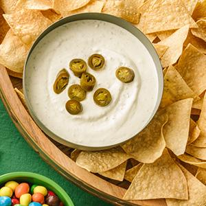 3-Ingredient Jalapeno Dip
