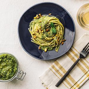 Broccoli-Pistachio Pesto