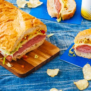 Make-Ahead Italian Sandwich