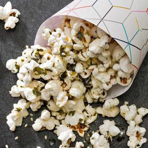 Sesame-Nori Popcorn