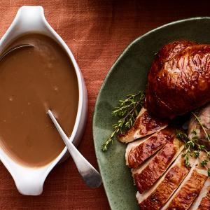 Make-Ahead Turkey Gravy