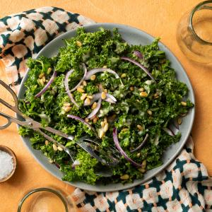 Overnight Kale Salad