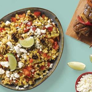 Chef Matt Louis' Summer Beach Corn Salad