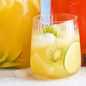 Mango-Pineapple Sangria