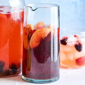 """Stone Fruit Tea """"Sangria"""""""