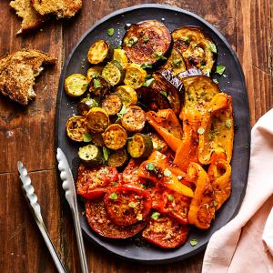 Herby Marinated Vegetables