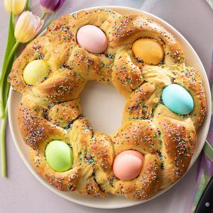 Pane de Pasqua (Italian Easter Bread)