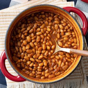 Vegetarian Boston Baked Beans
