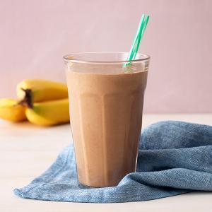 Coffee-Banana Smoothie