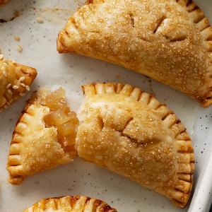 Gingery Apple Hand Pies