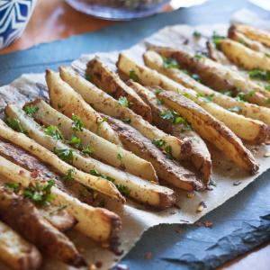 Delicious Oven French Fries
