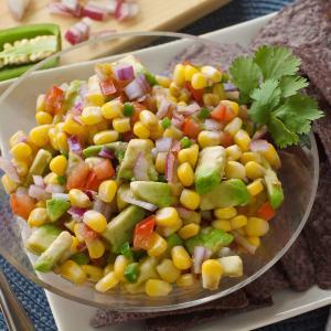 Spicy Corn Salsa