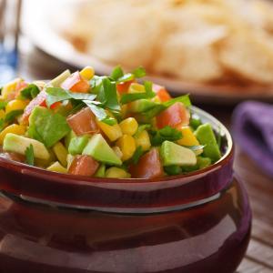 Corn Avocado Salsa