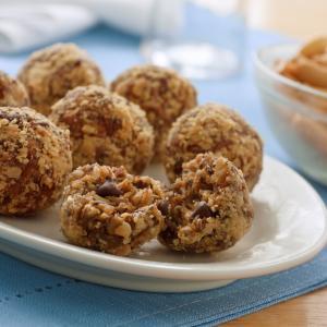 Oatmeal Peanut Butter Bumps